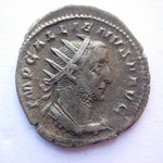 antoninien, 3.25 g, 257-258, Avers: IMP GALLIENUS P AVG