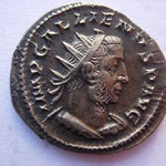 antoninien, 254-256, 3.46 g, Avers: IMP GALLIENUS P AVG