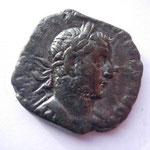 sesterce, 254, 15.47 g, Avers: IMP C P LIC GALLIENVS AVG, buste cuirassé lauré à droite