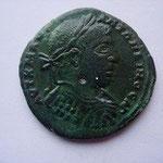 ELAGABALE: bronze de Marcianopolis, 25 mm, 9.00 g, Avers: AVTK M AV ANTWNEINOC AΓ