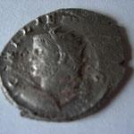antoninien, Milan, 3.23 g, MIR n° 1014 i: 5 ex recencés, Avers: GALLIENVS AVG