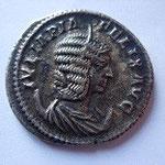 Antoninien, Rome, 7 éme émission, 6 éme officine, 5.55 g, Avers: IULIA PIA FELIX AUG
