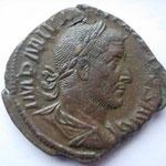 sesterce, Avers: IMP IUL PHILIPPUS AUG, 20.50 g