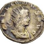 antoninien, Milan, 263, A/ GALLIENVS AVG buste cuirassé et drapé à droite
