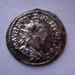 aurélianus, Numérien César, Lyon 4e ém 3e off, 2.72 g poids très léger, Avers: M AUR NUMERIANUS NOB C