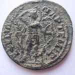 Revers: EΦΕCΙΩΝ APTEMIC, TTB, Artemis à drte portant arc, une biche à drte, un arbre à gauche
