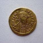 Solidus Constantinople 4.46 g, A/ DN ZENO PERP AUG