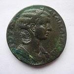 moyen bronze d'EPHESE (IONIE), 11.79 g, Avers: IOAVAIA MAMAIA CЄB