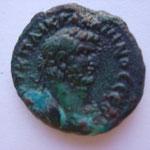 tetradrachme, Alexandrie, 15e année du règne 267-268, 8.62 g, dernière année de frappe