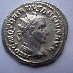 antoninien, Rome, 3-4e ém 3e off 250, 3.92 g, Avers: IMP C M Q TRAIANVS DECIVS AVG
