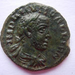 bronze, Troade: ALEXANDRIE  4.54 g, Avers: IMP LIC VN GALLIEN