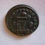 Revers: BEATA TRANQUILLITAS / autel : VOT / IS / XX,  / F-B / PLON, TTB+