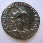 antoninien, Rome 2e off 257, 3.14 g, Avers: IMP C P LIC VALERIANUS AUG