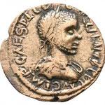 bronze d'Antioche en Pisidie, Avers: IMP CAES P LIC GALLIENVS P PIO AVG