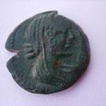 NEDENE, Narbonne, moyen bronze, 9.61 g, oppidum de Montlaures