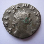 antoninien, Rome, 263/264, 3.87 g, 5e officine, Avers: GALLIENVS AVG