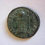 Revers: BEATA TRANQUILLITAS / STR autel : VOT / IS / XX , SPL ex coll Henri Dolet (vente ALDE oct 2013 lot 294)