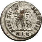Revers:  FIDES M-ILITVM, RIE en exergue, TTB+, achat Savoca coins, 6e blue auction, 2018, n°1300 rare (R1)