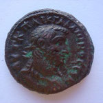 tetradrachme,Alexandrie 13e année du règne 265-266, 9.47 g, Avers: AVT K ΠΛΙΚΓALLIHNOC CEB