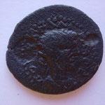 bronze, Cilicie: IRENOPLOLIS 11.66 g, Avers: ΠOV ΛΙΚ ΓAΛΛIHNOC