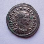 aurélianus,Rome 275 1ére ém  6e off, 3.58 g, Avers: IMP C M C L TACITUS AUG