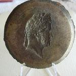 matrice de médaille époque Louis Philippe
