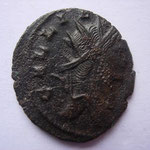 antoninien, 2.56 g, 2e officine, Avers: GALLIENVS AVG