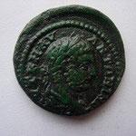petit bronze de SERDICA en Thrace, 4.87 g, Avers: AVTT K M AV ANTΩNINOC