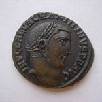 follis, Antioche 311 , 5.19 g, Avers: IMP C GAL VAL MAXIMINUS P F AUG