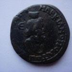 Revers: buste de Sérapis, ex collection J.P Righetti, TB+
