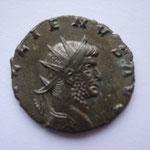 antoninien, Siscia, 266/267, 3.45 g, Avers: GALLIENVS AVG