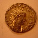 antoninien, 2.51 g, 6e ém 259-juillet/août 260, Avers: GALLIENUS P F AVG