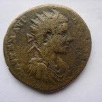 bronze de NICOPOLIS ad ISTRUM, 26 mm, 9.00 g, Avers: AVT K M AVP ANTONINOC