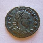 nummus, Avers: LICINIUS IUN NOB C, 3.08 g