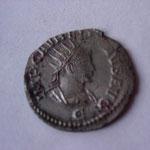 Revers: IMP C AURELIANUS AUG / Є buste drapé cuirassé tête radiée d'Aurélien, SUP / TTB