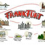 Frankfurt am Main (bald als Postkarte bei Kraejen Druck)
