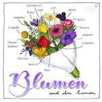 Blumenstrauß  (bald als Postkarte bei Kraejen Druck)