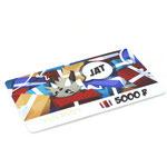 Пластиковая карточка в виде подарочного сертификата