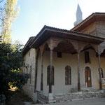 Die alte Moschee am Ortseingang