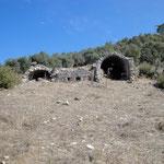 Ruine byzantinische Kirche