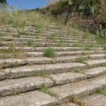 Die große Treppenanlage