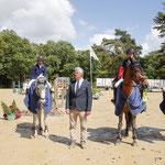Frankrijk wint de landenwedstrijd Children