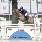 Fraser Reed wint met Harry 1.30m pony Big Tour
