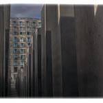 """""""Jüdisches Denkmal, Berlin"""" von Klaus Fuchs, 2. Platz (06/2013)"""