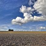 """""""Landschaft"""" von Klaus Fidelak, 2. Platz (09/2014)"""