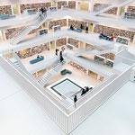"""""""Bibliothek"""" von Ralf Flinspach, 2. Platz (03/2016)"""