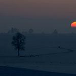 """""""Sunset"""" von Ralf Flinspach, 1. Platz (12/2015)"""