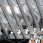 """""""Gare Liège"""" von Klaus Fuchs, 2. Platz (12/2013)"""