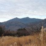 筑波山が丸見え