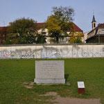 ベルリンの壁。メモリアル